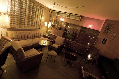 mein wohnzimmer :: wohnzimmer - café & bar - dresden, Attraktive mobel